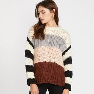 Volcom Colorblock Sweater